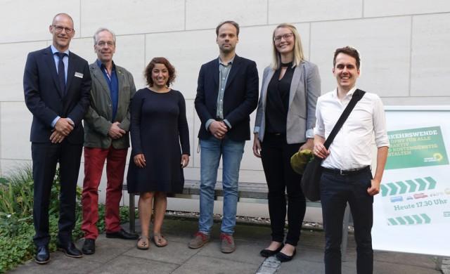 ReferentInnen Verkehrswende - Grüne Regionale Plattform